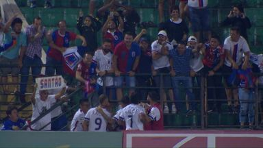 Veja os gols de Guarani 0 x 4 Paraná pela 25ª rodada da Série B do Brasileiro - Veja os gols de Guarani 0 x 4 Paraná pela 25ª rodada da Série B do Brasileiro