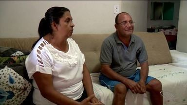Morador de Linhares tem dificuldades em se aposentar após sofrer 4 AVC's - Ele disse que tem dificuldades para trabalhar, mas não consegue se aposentar.