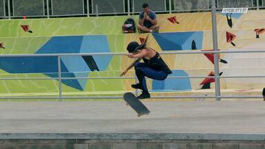 Skate, Amigos E Diversão Em São Paulo