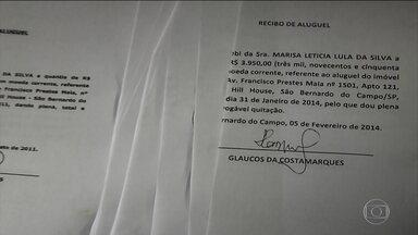 Recibos de aluguel apresentados por Lula foram assinados no mesmo dia - Empresário diz que assinou papéis a pedido de advogado amigo de Lula. Para Lava Jato, apartamento era de Lula e contrato de aluguel foi forjado.
