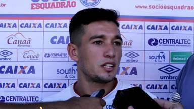 Bahia: Juninho fala sobre as expectativas para o jogo contra o Coritiba - Confira as notícias do tricolor baiano.