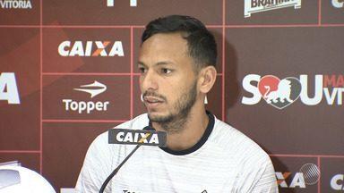 Vitória: Yago fala sobre as expectativas para o jogo contra o Botafogo - Confira as notícias do rubro-negro baiano.