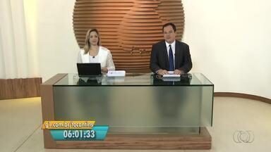 Veja os destaques do Bom Dia Tocantins desta sexta-feira (29) - Veja os destaques do Bom Dia Tocantins desta sexta-feira (29)