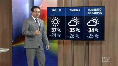 Veja a previsão do tempo nesta sexta-feira (29) no MA - Confira como deve ficar o tempo e a temperatura em São Luís e no Maranhão.
