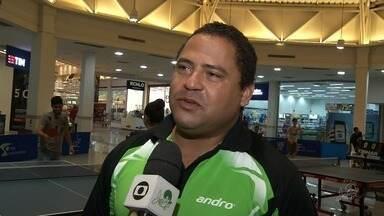 Confira o bloco de esporte do CETV Cariri desta quinta-feira (29) - Saiba mais em g1.com/ce