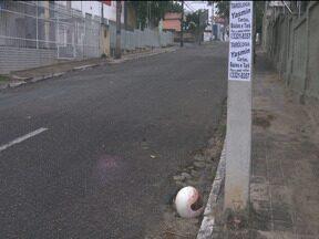 Albergado sofre tentativa de homicídio no bairro da Prata, em Campina Grande - Ele foi socorrido para o Hospital de Trauma em estado grave.
