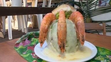 Em Movimento: Passeio gastronômico em Manguinhos - Um passeio por um dos balneários mais procurados do estado