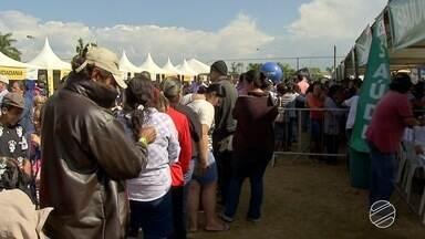 Sidrolândia recebe Ação Cidadania neste sábado (30) - Serviços gratuitos são oferecidos para população.