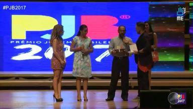 Projeto 'Sons de Um Resgate' ganha o Prêmio Jovem Brasileiro - O 'Sons de Um Resgate' é um projeto baiano que atua em Simões Filho, na região metropolitana de Salvador.