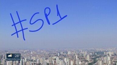 SP 1 - Edição de quinta-feira, 05/10/2017 - Prefeitura fecha o segundo túnel construído por bandidos em direção ao cofre do Banco do Brasil. A obra do Rodoanel está em andamento, mas as invasões no entorno também. E mais as notícias da manhã.