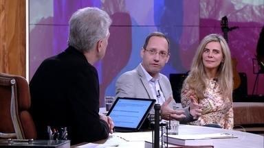 Stevens Rehen fala sobre relação entre envelhecimento da população e economia - undefined
