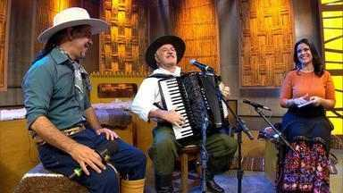 Edson Dutra canta 'O Casamento da Doralice' no 'Galpão Crioulo' (bloco 1) - Assista ao vídeo.