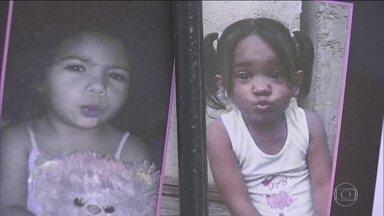 Polícia de São Paulo investiga morte de meninas encontradas em carro - Corpos das crianças estavam em furgão roubado na Zona Leste. Duas famílias procuram as filhas pequenas, que desapareceram há 20 dias.