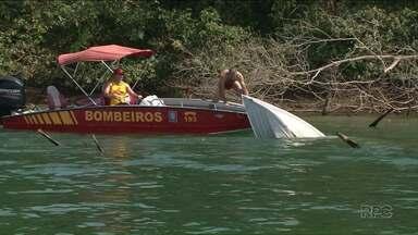 Marinha vai investigar acidente que matou dois pescadores em Porto Rico - Inquérito que deve apontar as causas do acidente deve ficar pronto em 60 dias.