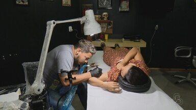 Confira alguns dicas de tatuagens para mulheres - Geralmente mais delicadas que as escolhidas por homens. Veja algumas imagens que podem inspirar futuras tatuagens.