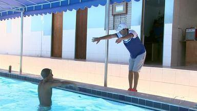 Saiba um pouco mais da história de uma fera na natação paralímpica - Paratleta André Luiz fala sobre sua trajetória no esporte.