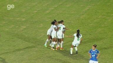 Veja os gols de Iranduba 3 x 1 Penarol-AM, pelo AM feminino - Duelo da última rodada da fase classificatória ocorreu no sábado, dia 14, no estádio da Colina, em Manaus.
