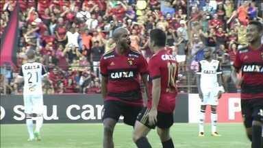 Os gols de Sport 1 x 1 Atlético-MG pela 28º rodada do Campeonato Brasileiro 2017 - Patrick marcou para o Sport e Fred marcou o gol do Atlético-MG, colocando fim a um jejum de 12 partidas.