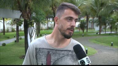 Michel Alves se despede de João Pessoa e lembra momentos marcantes no Botafogo-PB - Goleiro deixa o Belo depois de dois anos como titular absoluto do time e vê clube pronto para o acesso