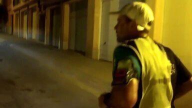 Veja o terceiro dia do desafio de Márcio Villar no Caminho de Santiago de Compostela - Ultramaratonista registra seus desafios no Caminho de Santiago de Compostela e busca novo recorde na famosa rota de peregrinação.