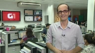 Veja destaques do G1 Amazonas nesta terça-feira - Leandro Tapajós lista destaques.