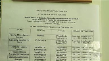 Painéis informativos em postos de saúde de Cianorte devem virar lei - O projeto foi aprovado pelos vereadores e, agora, depende apenas da sanção do prefeito Claudemir Bongiorno.