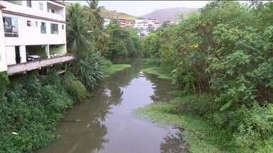 Chuva não ameniza seca em Atílio Vivacqua, no Sul do ES - Recomendação é evitar desperdício de água e aproveitar o que for possível.