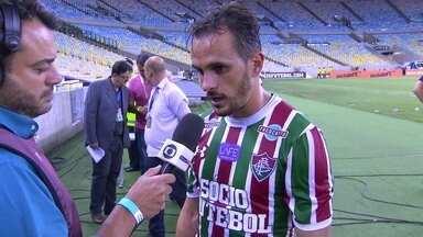 """Lucas após a vitória sobre o São Paulo: """"Pés no chão para sair de vez dessa situação"""" - Lucas após a vitória sobre o São Paulo: """"Pés no chão para sair de vez dessa situação"""""""
