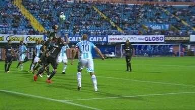 Melhores momentos: Avaí 1 x 1 Botafogo pela 29ª rodada do Brasileirão 2017 - Time carioca empata aos 50 do segundo tempo