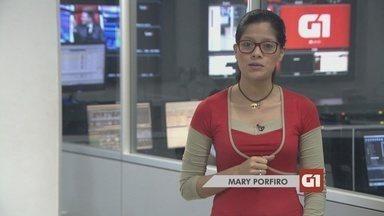 Confira os destaques do G1 Rondônia - Mary Porfiro.