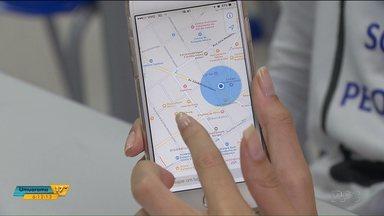 Estudantes criam aplicativo contra o abuso sexual - A ideia é ajudar mulheres que são vítimas de abusos, principalmente dentro dos ônibus.