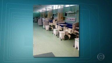 Crise na rede municipal de saúde deixa milhares de pacientes sem atendimento - A crise na rede municipal de saúde do Rio está deixando milhares de pessoas sem atendimento médico. Pacientes sem remédios, hospitais sem material, médicos sem salários.