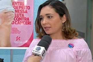 Mogi das Cruzes tem ação do Outubro Rosa - Programação foi organizada pela Santa Casa da cidade.