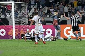 Corinthians perde do Botafogo - Líder agora tem diferença de seis pontos do segundo colocado no Brasileirão.