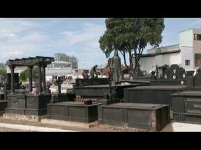 Inicia na quarta-feira (24) as manutenção de jazigo em cemitérios em Governador Valadares - Ao todo são 16 cemitérios em governador Valadares.