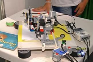 Mogi das Cruzes promove mostra de robótica - Alunos do Alto Tietê participam da programação, que ocorre das 9h às 16h até quarta-feira (25).