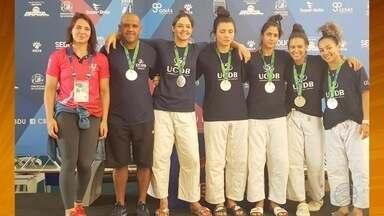 Atletas de MS conquistam medalhas nos Jogos Universitários Brasileiros - No total, foram oito medalhas conquistadas.