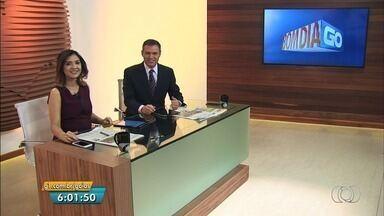 Confira os destaques do Bom Dia Goiás desta quarta-feira (25) - Veja a cobertura completa do ataque a tiros em escola de Goiânia.