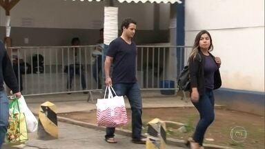Justiça mantém decisão de transferir Sérgio Cabral para presídio de segura máxima - O ex-governador do Rio prestou depoimento na segunda-feira (23).