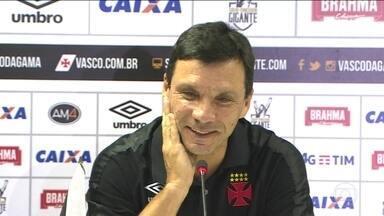 Clássico vai marcar o primeira confronto de Zé Ricardo com o Flamengo - Clássico vai marcar o primeira confronto de Zé Ricardo com o Flamengo