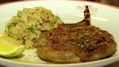 Trinta restaurantes do DF participam do festival gastronômica de carne suína - O DF tem 600 criadores de suínos. É possível provar as receitas dos chefs até o dia 5 de novembro.
