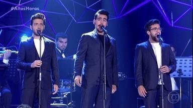 Il Volo canta música da ópera 'La Traviata' - Grupo faz homenagem aos 3 Tenores