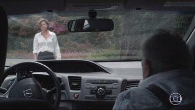 Limbo - Saulo se separa dos outros sobreviventes e começa a delirar. Gilda se vê impedida de entrar na empresa e decide fugir com o pai.