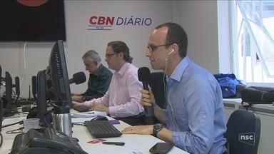 CBN Diário estreia programa nesta segunda-feira (30) - CBN Diário estreia programa nesta segunda-feira (30)