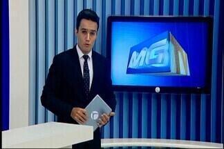 MGTV 2ª Edição de Divinópolis e Araxá: Programa de segunda 30/10/2017 - na íntegra - Nesta edição a TV Integração mostrou que Polícia Militar apreende drogas, armas e munição em Oliveira.
