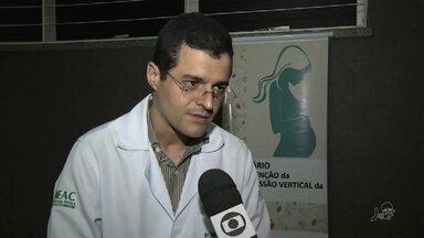 CETV orienta mulheres grávidas sobre testes rápidos em combate a sífilis - Saiba mais em g1.com.br/ce