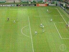 Esporte: Confira as notícias do esporte desta terça-feira (31) - Cruzeiro empatou no jogo contra o Palmeiras.