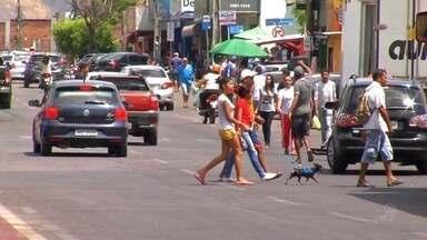 Agentes de trânsito podem começar a multar pedestres e ciclistas a partir de 2018 - Multas serão aplicadas e quem desrespeitar as regras de trânsito.