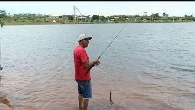 Piracema começa, e pesca é proibida até fevereiro do ano que vem, em Goiás - Período é importante para a reprodução dos peixes.