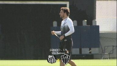 Santos aposta em Elano para conquistar o Campeonato Brasileiro; veja o que disse o técnico - Santos aposta em Elano para conquistar o Campeonato Brasileiro; veja o que disse o técnico